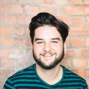 Headshot of Nathan Marks